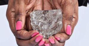 Viên kim cương lớn thứ hai thế giới có tên mới