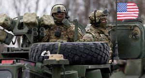 Đối phó Nga, NATO triển khai hàng ngàn quân tại Baltic