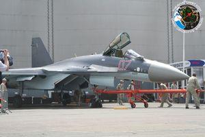 Video: Cận cảnh siêu tiêm kích Su-35S xuất kích tại Syria