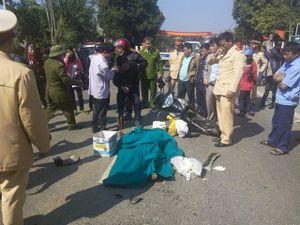 Tuyên Quang: Điều khiển xe máy tốc độ cao, 5 người thương vong