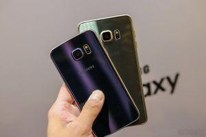 """Samsung Galaxy S7 edge có pin """"cực khủng"""" 3600 mAh"""