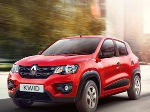 Renault ở Ấn Độ tăng cường sản xuất mẫu Kwid để xuất khẩu