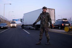 Triều Tiên phong tỏa khu công nghiệp chung với Hàn Quốc