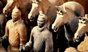 Phát hiện 'bất thường' về đội quân bên trong lăng Tần Thủy Hoàng
