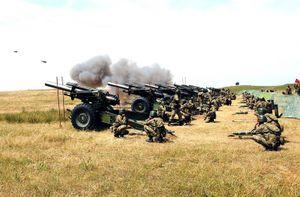 Sức mạnh pháo kéo cỡ nòng lớn nhất của QĐND Việt Nam