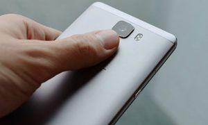 Cảm biến vân tay nên được đặt ở phía trước smartphone