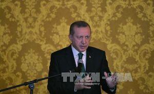 Israel, Thổ Nhĩ Kỳ tiếp hành vòng đàm phán mới nhằm cải thiện quan hệ