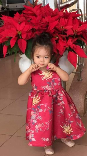 """""""Công chúa"""" nhà Đoan Trang điệu đà đón xuân"""