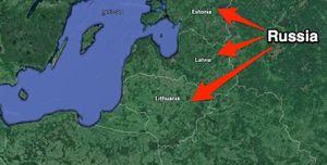 """Nếu tiến vào Baltic, Nga sẽ đánh bại NATO chỉ trong """"một nốt nhạc"""""""