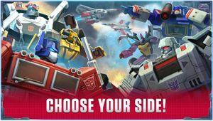 Transformers: Earth Wars - Giành quyền thống trị trái đất cùng đội quân robot biến hình