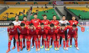Thắng Đài Loan 5-4, Việt Nam khởi đầu suôn sẻ tại AFC Futsal Championship 2016