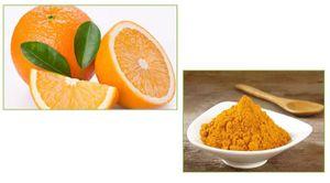 Sạch mụn, hết thâm và trắng da hiệu quả chỉ với 1 quả cam