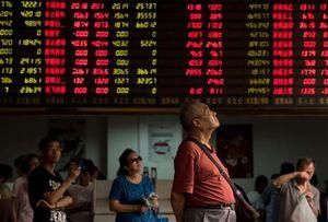 Chứng khoán Hồng Kông khởi đầu năm âm lịch tệ nhất từ 1994