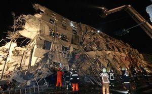 Trung Quốc: Mưa lớn có thể ảnh hưởng đến hoạt động cứu hộ sau động đất