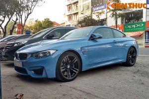 """BMW M4 """"màu độc"""" giá hơn 4 tỷ tại Hà Nội"""