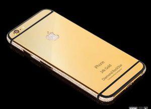 6 chiếc iPhone 6s cực xa xỉ mà bạn đừng mơ chạm vào