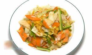 Cách làm món kim chi chay chống ngán ăn ngày Tết