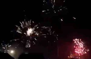 Xác minh việc pháo nổ tràn lan tại Nghệ An đêm giao thừa