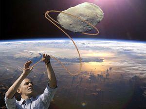 Sứ mạng đưa con người lên thiên thạch bị lùi lại đến năm 2023 và cũng có thể bị hủy bỏ