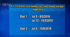 Sẽ có 6 trường sử dụng kết quả thi của Đại học Quốc gia Hà Nội