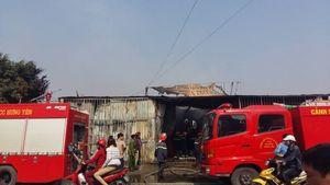 Hưng Yên: Cháy cửa hàng gia dụng mùng 5 Tết, thiệt hại cả tỷ đồng
