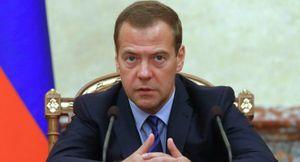 """Thủ tướng Medvedev: """"Thế chiến"""" sẽ xảy ra nếu đàm phán Syria thất bại"""