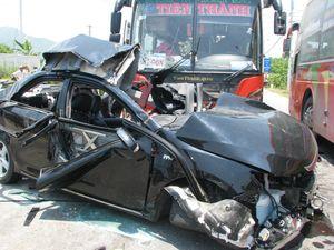 87 người chết, bị thương vì tai nạn giao thông ngày mùng 4 Tết
