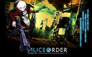 Đại gia Square Enix phát hành siêu phẩm nhập vai Alice Order