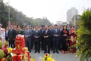 Tưng bừng lễ kỷ niệm 227 năm chiến thắng Ngọc Hồi - Đống Đa