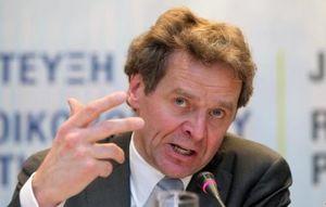 Quan chức IMF: Mối nguy 'Grexit' vẫn đe dọa Hy Lạp