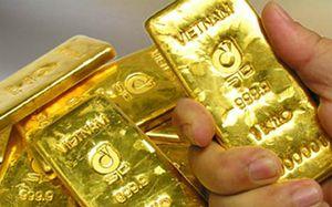 Giá vàng tăng kỷ lục, đạt mức cao nhất trong 1 năm