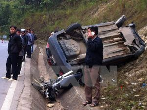 7 ngày nghỉ Tết: Gần 190 người chết vì tai nạn giao thông