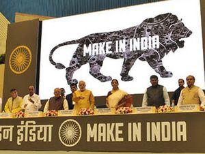 """Ấn Độ hướng tới mục tiêu thành """"trung tâm sản xuất toàn cầu"""""""