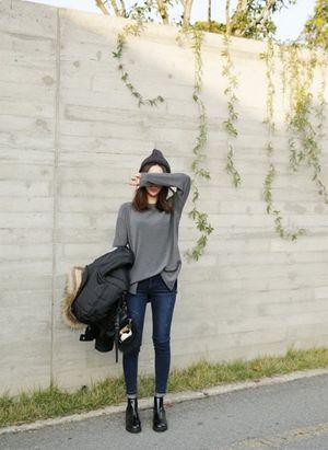 Đừng vội chán quần jeans!