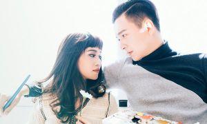 Ngô Kiến Huy 'yêu' Sĩ Thanh không ngại Khổng Tú Quỳnh ghen