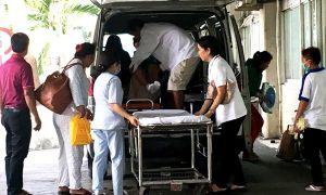 Những gia đình không biết Tết tại Bệnh viện Chợ Rẫy