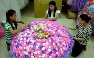 Ngỡ ngàng loạt quà đắt đỏ đại gia Việt tặng Valentine