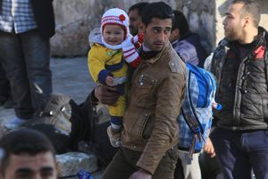 Hỗn chiến ở Syria