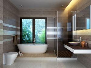 Những lỗi phong thủy thường gặp khi bài trí phòng tắm