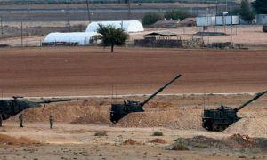 Thổ Nhĩ Kỳ pháo kích dân quân người Kurd ở Syria