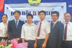 Chủ tịch Công đoàn Cty TNHH Điện tử Canon Việt Nam: 'Tâm thư viết tay gửi toàn thể cán bộ, công nhân lao động'