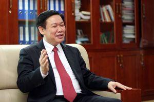 Trưởng ban Kinh tế Trung ương GS.TS. Vương Đình Huệ : 2016, trọng tâm là khơi dậy đam mê khởi nghiệp