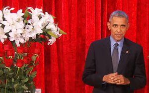 Món quà Valentine ngọt ngào Tổng thống Obama tặng vợ
