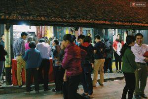 Người Hà Nội chen nhau đăng ký dự đại lễ cầu an và dâng sao giải hạn ở chùa Phúc Khánh