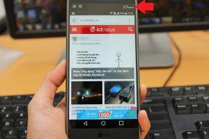 Hướng dẫn sử dụng LG V10 với màn hình thứ hai
