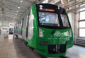 Người dân Hà Nội sắp được chạy thử tàu tốc độ cao tuyến đường sắt trên cao Cát Linh – Hà Đông