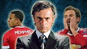 5 cầu thủ sẽ bị tống cổ nếu Mourinho tới M.U