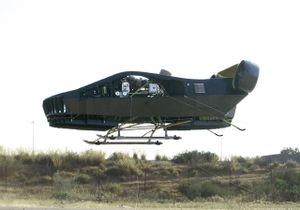 Cận cảnh máy bay không người lái chở được hàng trăm kg của Israel