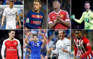 Những hợp đồng 'khủng' được Football Leaks tiết lộ