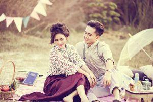 """Tú Vi - Văn Anh trao nhau """"nụ hôn sơ ri"""" ngọt ngào nhân dịp Valentine"""